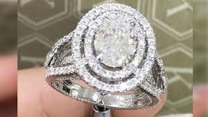 Huge Wedding Rings by Cash Converters Coloured Engagement Rings