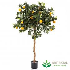 artificial orange tree 0 9m