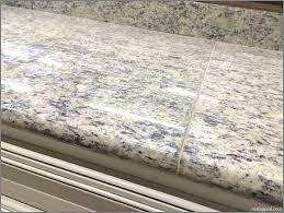 granite tile countertop in santa cecilia by lazy granite