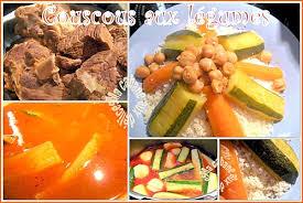 cuisine marocaine couscous couscous algérien aux légumes recettes faciles recettes rapides