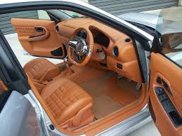 subaru wrx custom interior blackneedle auto upholstery 04 wrx custom leather interior