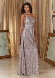 morilee patterned sequins on mesh bridesmaid dress morilee
