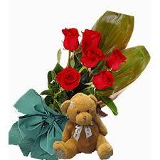 Teddy Bear Delivery Teddy Bear Delivery Trinidad Bohol Teddy Bear With Rose 31