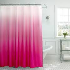 amazon com creative home ideas ombre textured shower curtain with