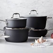 pantry chef cookware cookware pots and pans williams sonoma