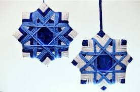 beautiful homemade hanukkah ornaments decoration ideas family