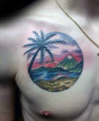 small beach tattoos for women pictures to pin on pinterest