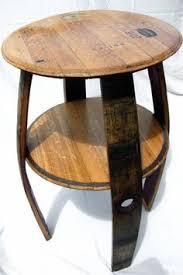Napa Bistro Table Napa Bistro Table Reclaimed Wine Barrel Furniture Wine