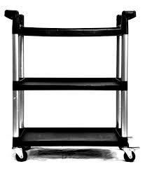 Kitchen Utility Cart by Amazon Com Trinity 3 Tier Utility Cart Home U0026 Kitchen