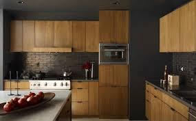 Contemporary Kitchen Backsplashes Black Kitchen Backsplash Capitangeneral