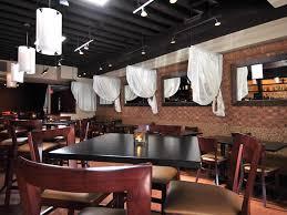 restaurant dining room hospitality interior design of cafe circa