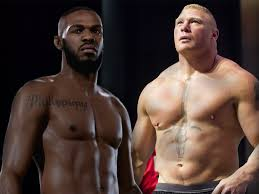 ufc superfight brock lesnar vs jon jones business recorder