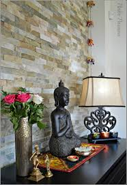 Home Decor Buddha by Pinkz Passion Diwali Inspiration 2 Home Tour