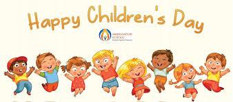 ambassador school children s day celebration