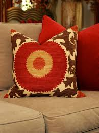 Brown And Orange Home Decor Orange Throw Pillows Home Appliances Decoration