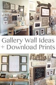 retro kitchen decor ideas rustic kitchen best 25 farmhouse wall decor ideas on