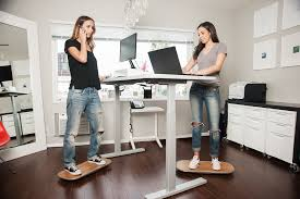 Sitting To Standing Desk by The Next Big Thing In Sit Stand Solutions 3rings