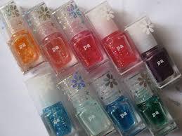 swatches pa nail polish u2013 glitters u0026 flakies u2013 yukieloves com