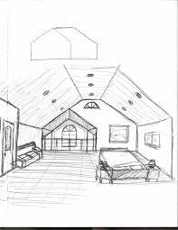 Interior Design Sketches Bedroom Interior Design Living Room Sketches Bedroom Sketches