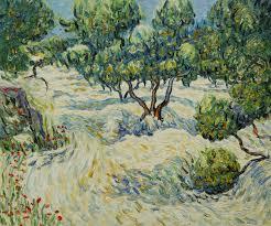 olive orchard by vincent van gogh pb 045 139 20 color