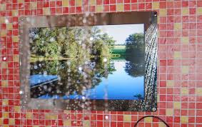 fernseher fürs badezimmer wasserdichte fernseher fürs badezimmer schöner wohnen