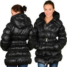 adidas down lg hd women winter jacket black at hoodboyz