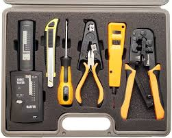 Dish Network Installers Amazon Com Installerparts 10 Piece Network Installation Tool Kit