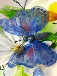 gelatin flowers butterflies cakecentral com