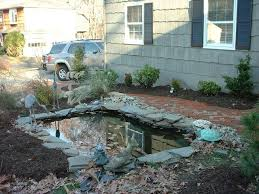 Backyard Pond Landscaping Ideas Pond Landscape Ideas Sytatours Com
