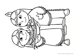 top 80 native american coloring pages free coloring page