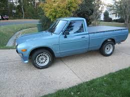 datsun renault 1979 datsun 620 pickup rare color rare options