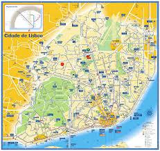 Metro Bus Map by Lisbon Bus Tram And Metro Map Lisbon Portugal U2022 Mappery Lisbon