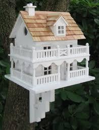 novelty cape cod bird house yard envy