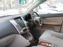 toyota lexus harrier 1998 2006 toyota harrier wallpapers 3 5l gasoline automatic for sale