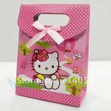 hello gift bags hello pink christmas gift package bags 2013 new year present