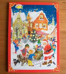 advent calendar inspirations happy home