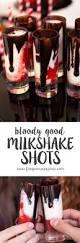 twilight bloody good vampire milkshake shots frog prince paperie