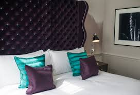 Black Studded Headboard Remodelaholic The Ultimate Guide To Headboard Shapes