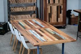 Reclaimed Timber Dining Table Reclaimed Hardwood Furniture Recycled Timber Dining Tables Timber