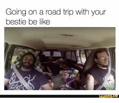 Funny Stick Figure Memes Of 2017 On Sizzle Here - going on a road trip with your bestie be like funny road trip