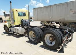 kenworth chassis 1999 kenworth t800 semi truck item db4073 sold septembe