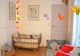 chambre bebe garcon vintage aménagement décoration chambre bébé fille vintage