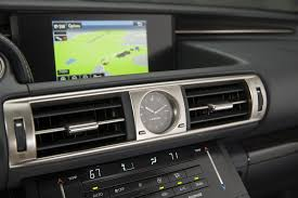 lexus rc navigation 2014 lexus is350 reviews and rating motor trend