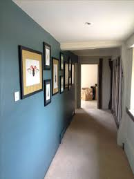 Farrow And Ball Paint Colours For Bedrooms Farrow U0026 Ball Inchyra Blue Wall With Bespoke Framed Bug Prints