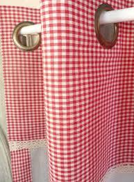cuisiniste vichy rideau de cuisine design rideau cuisine brise bise blanc et