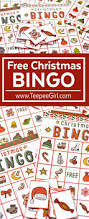 best 25 christmas bingo game ideas on pinterest christmas bingo