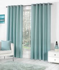Blue And White Striped Drapes Blue Eyelet Blackout Curtains Nrtradiant Com