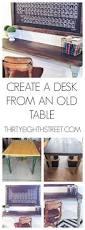 Design A Desk Online by Best 25 Farmhouse Desk Ideas On Pinterest Farmhouse Office