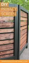 Free Wooden Garbage Bin Plans by Diy Privacy Screen Free Printable Plans With How To Steps Tools