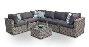 Dining Sofa Manchester 10pc Modular Rattan Sofa Dining Corner Sofa Set With